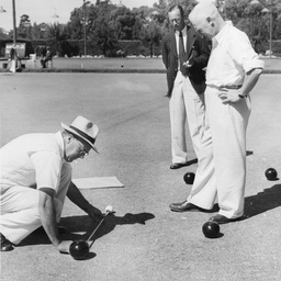 Bowls competition
