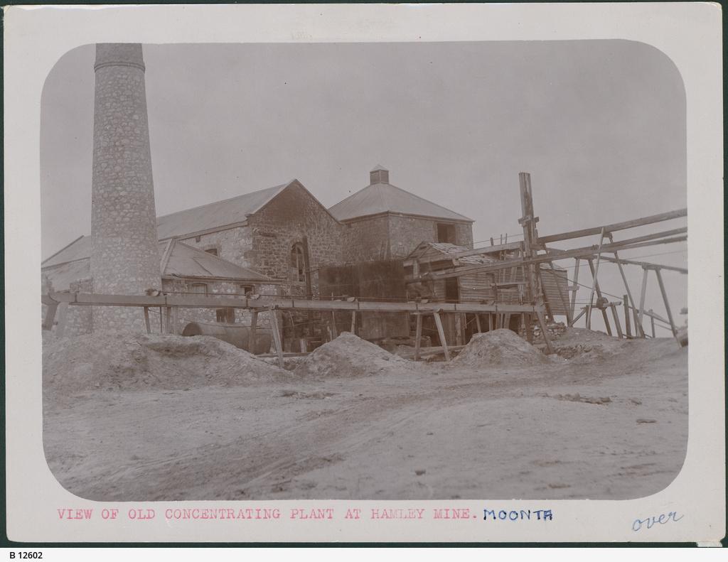 Hamley Mine, Moonta