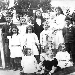 Searcy family children