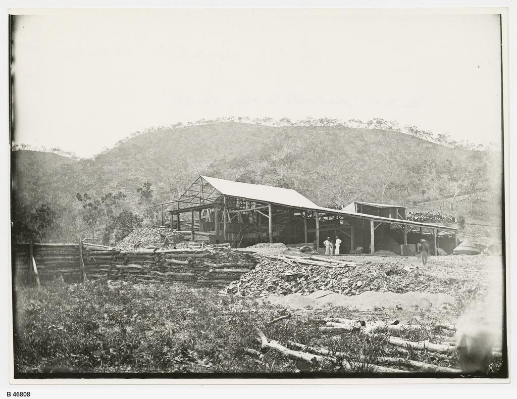 Mount Wells Tin Mine