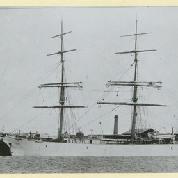 The 'Auriga' in an unidentified port