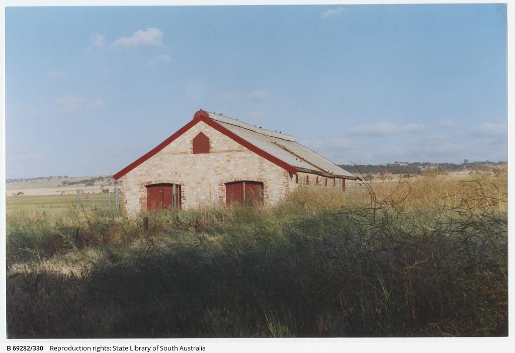 Barn at Smithfield