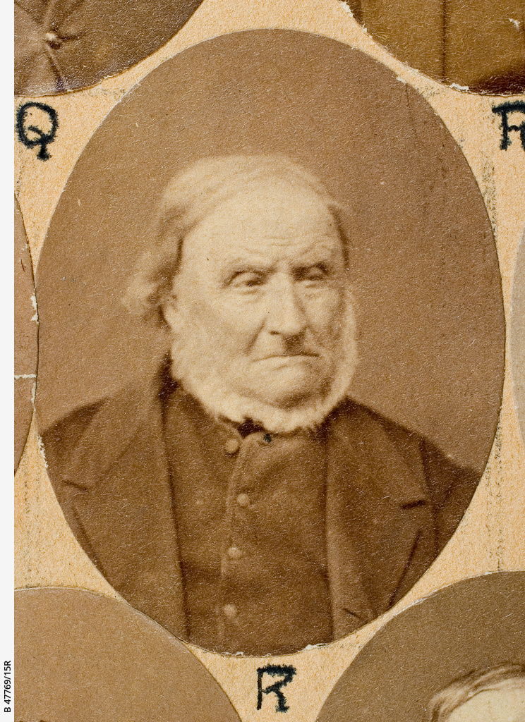 The Old Colonists Banquet Group : Henry Bate