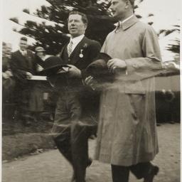 J.T. Wyatt and the Duke of Gloucester