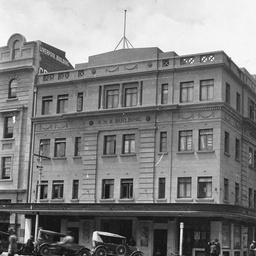 Flinders Street, near Gawler Place