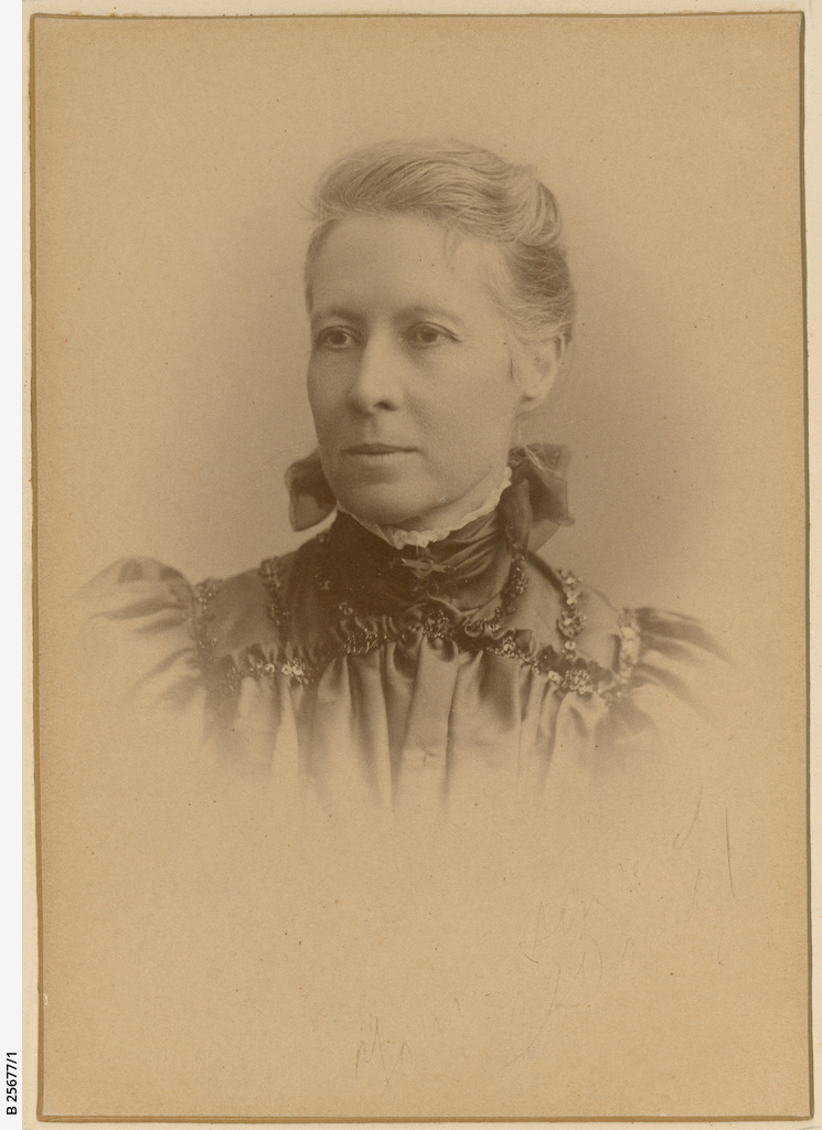 Miss J. Staines
