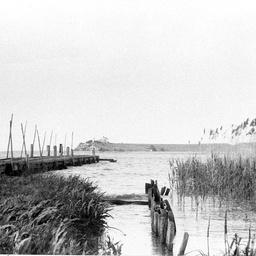 Remains of Narrung jetty