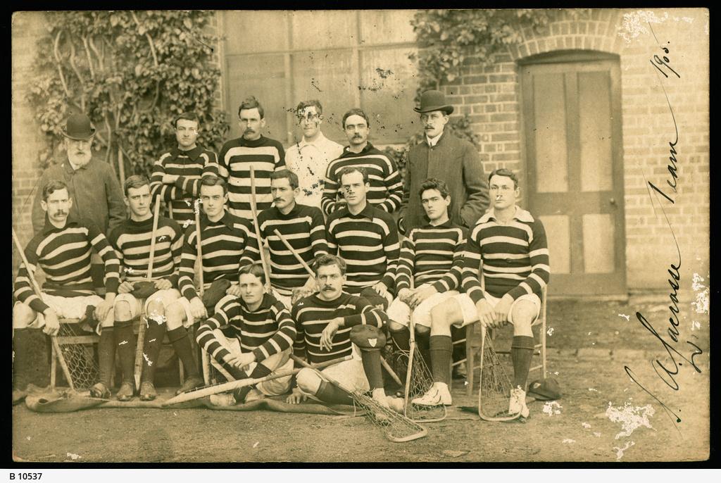 S.A. Lacrosse Team