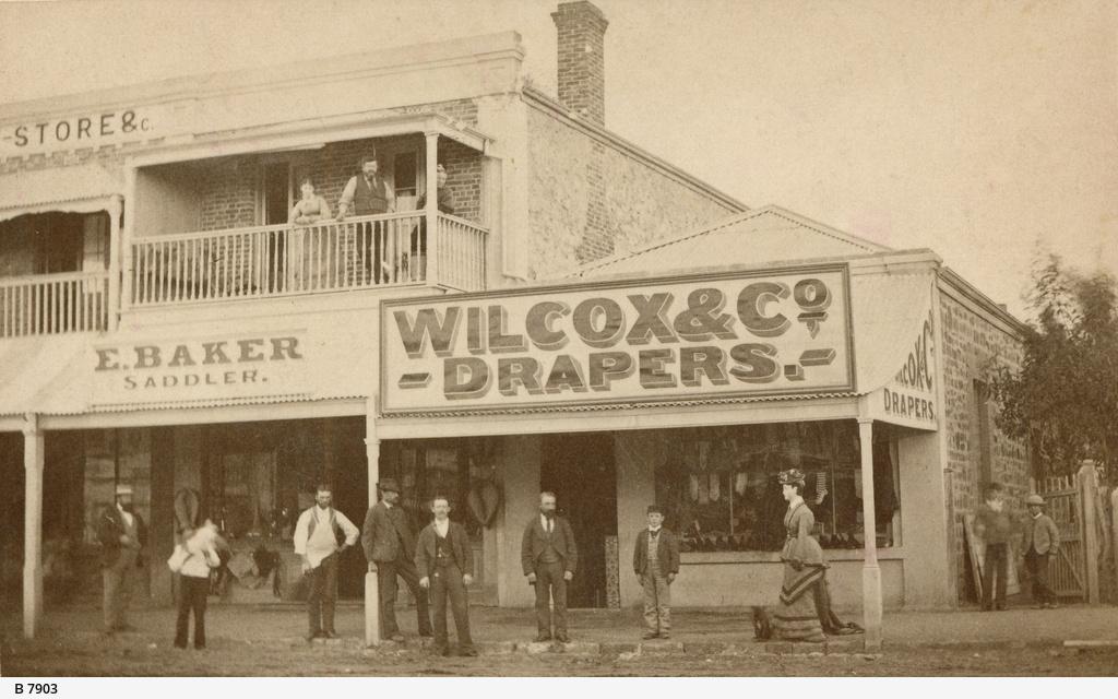 Retail stores in Port Augusta