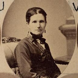 Group of [women] Old Colonists : Elizabeth Saint