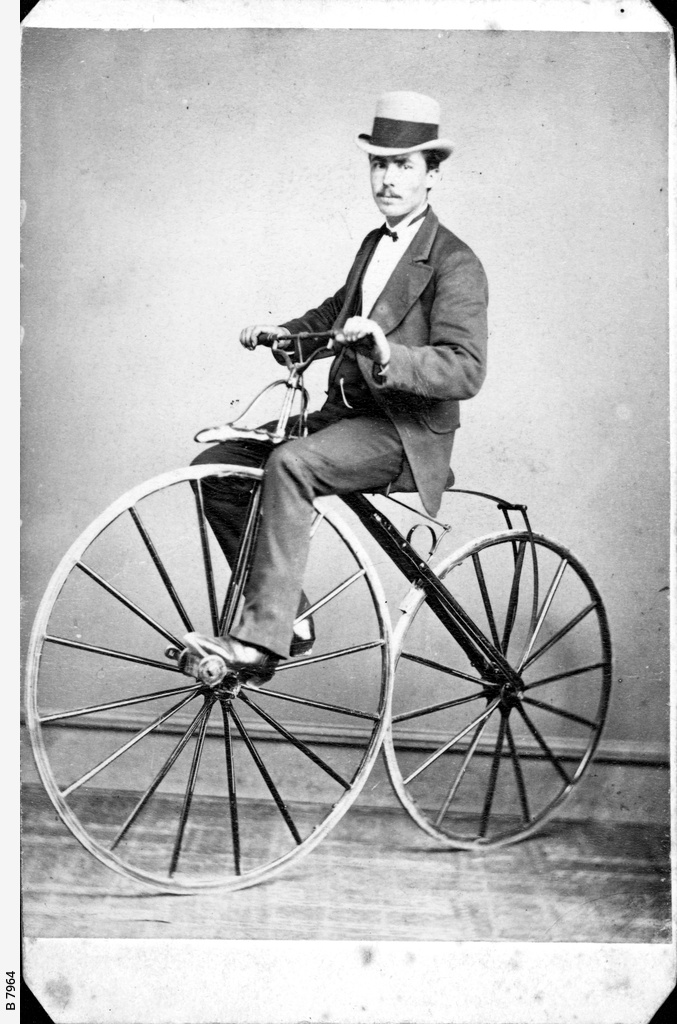 A Velocipede Bicycle