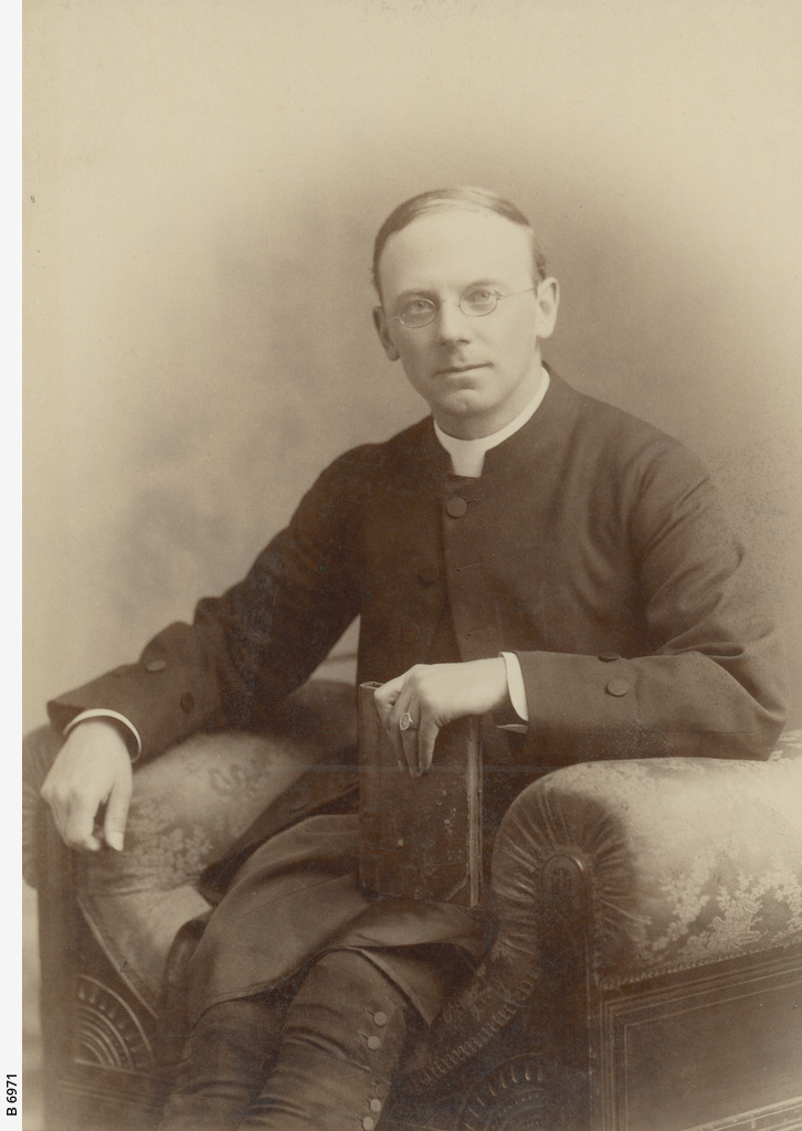 Right Rev. Dr. John Reginald Harmer