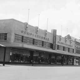 Peoplestores, Gouger Street, Adelaide