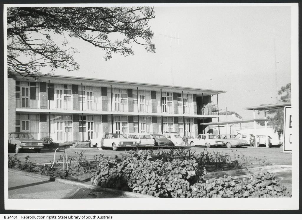 Hotel-Motel, Waikerie