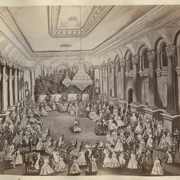 Opening Ball at the Adelaide Town Hall