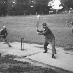 Parliament vs Press cricket match
