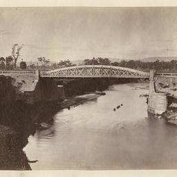 Bridge over the River Torrens
