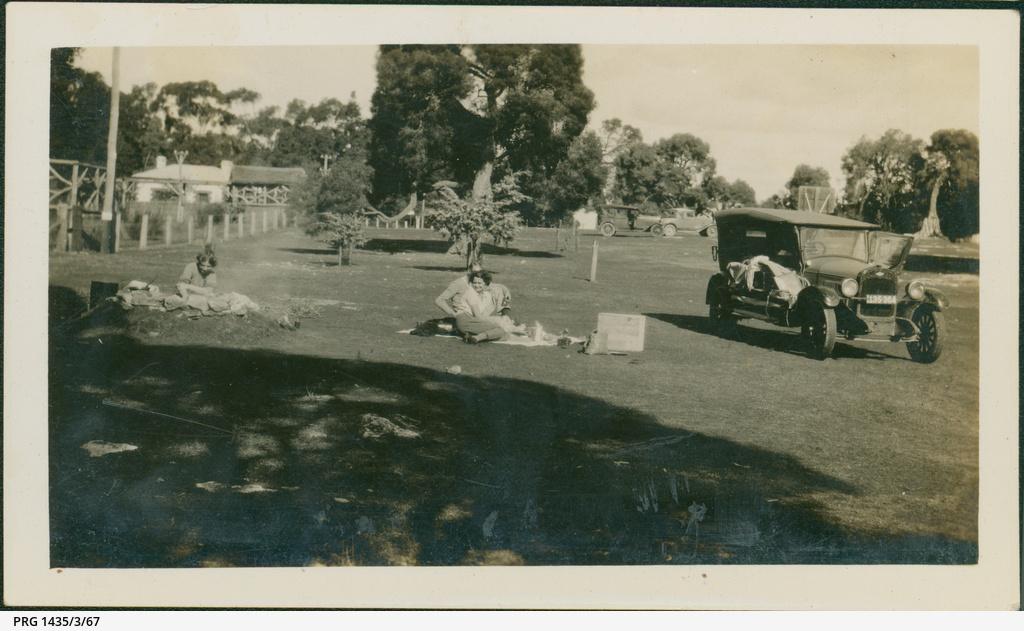 Picnic at Ballarat