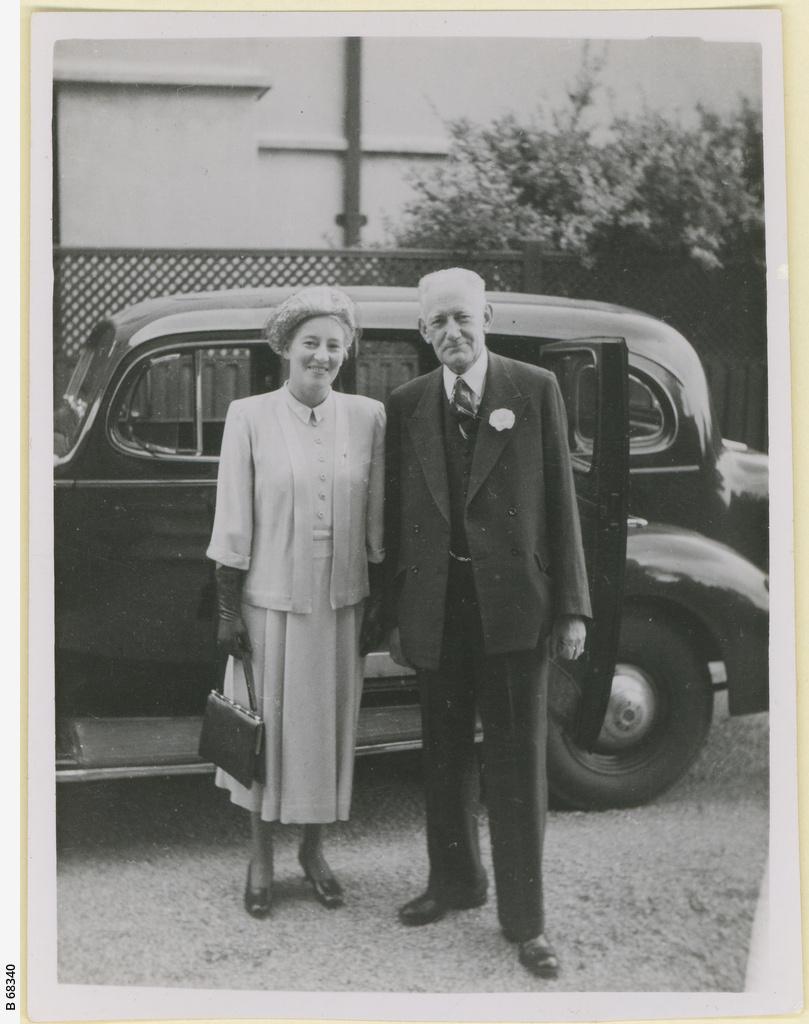 Dorothy and John Mortlock