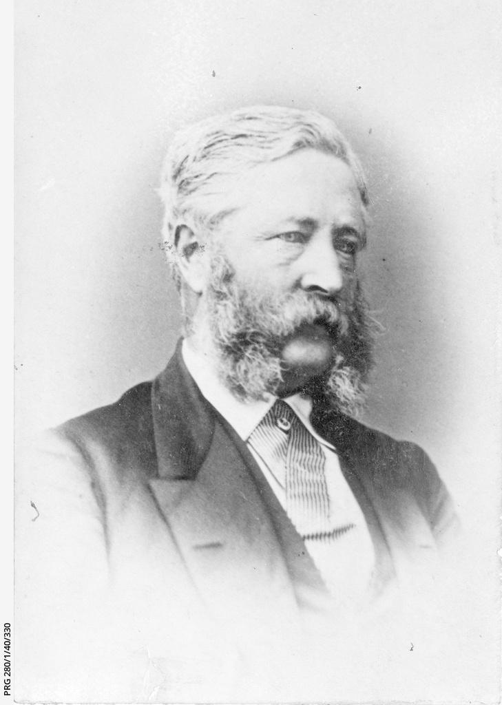 Captain William Bloomfield Douglas