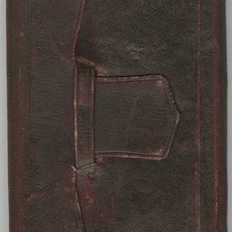 World War I diary of Frederick Leopold Terrell, 1916