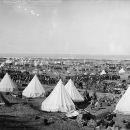 Australian camp.