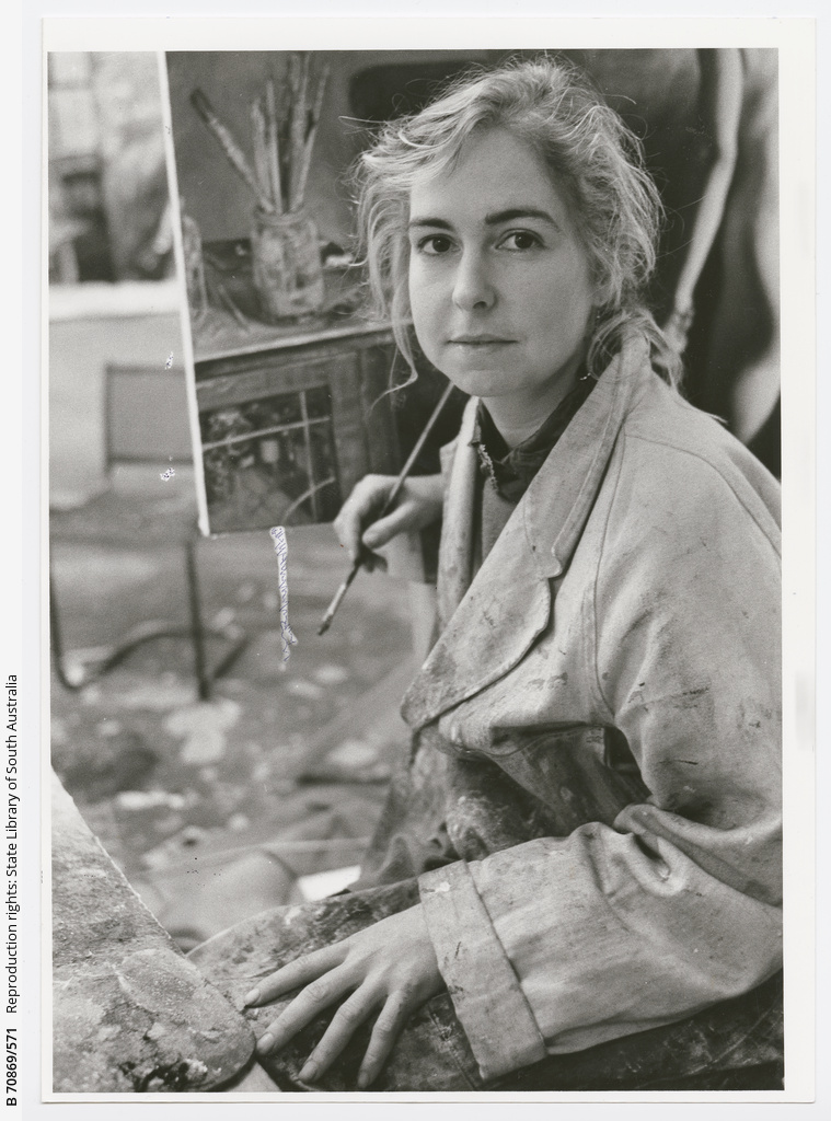 Arts and Crafts : Artists : Anna Platten