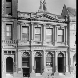 Grenfell Street, west of Commercial Place