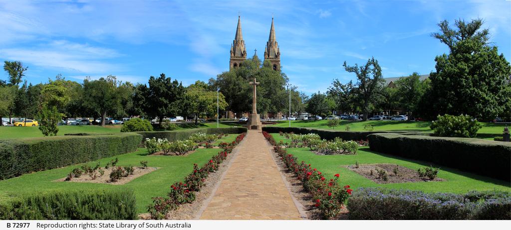 Women's War Memorial, Adelaide