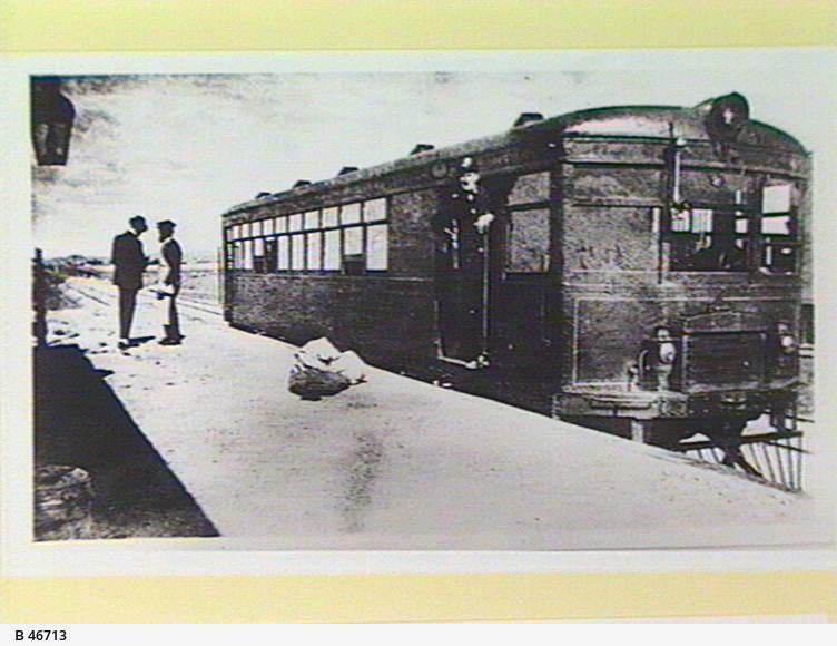 Railway Station, Point Pass