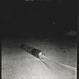 Woomera Rocket Range recovery operation - Serial 687