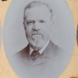 The Old Colonists Banquet Group : Charles Atkins Hornabrook