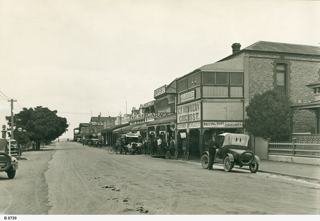 Main Street, Wallaroo
