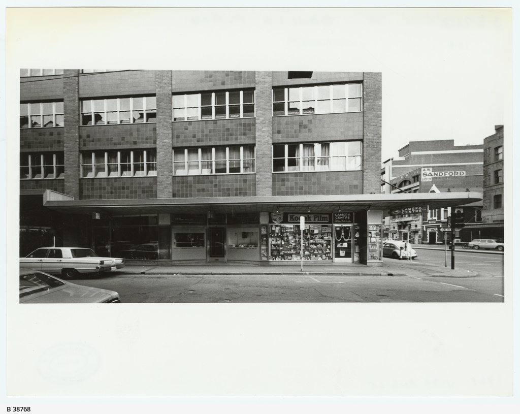 Gawler Place, East Side