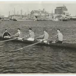 Port Adelaide Rowing Club Four