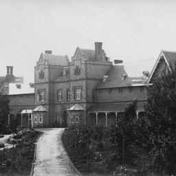 Adelaide Views : Lunatic Asylum