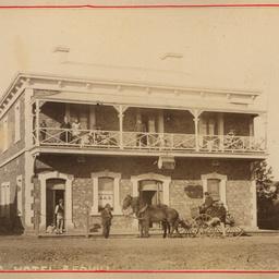 Eureka Hotel, Redhill
