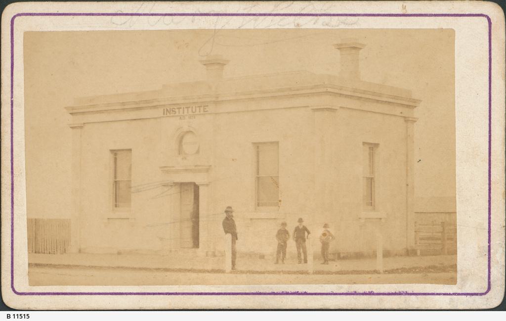 Port MacDonnell Institute