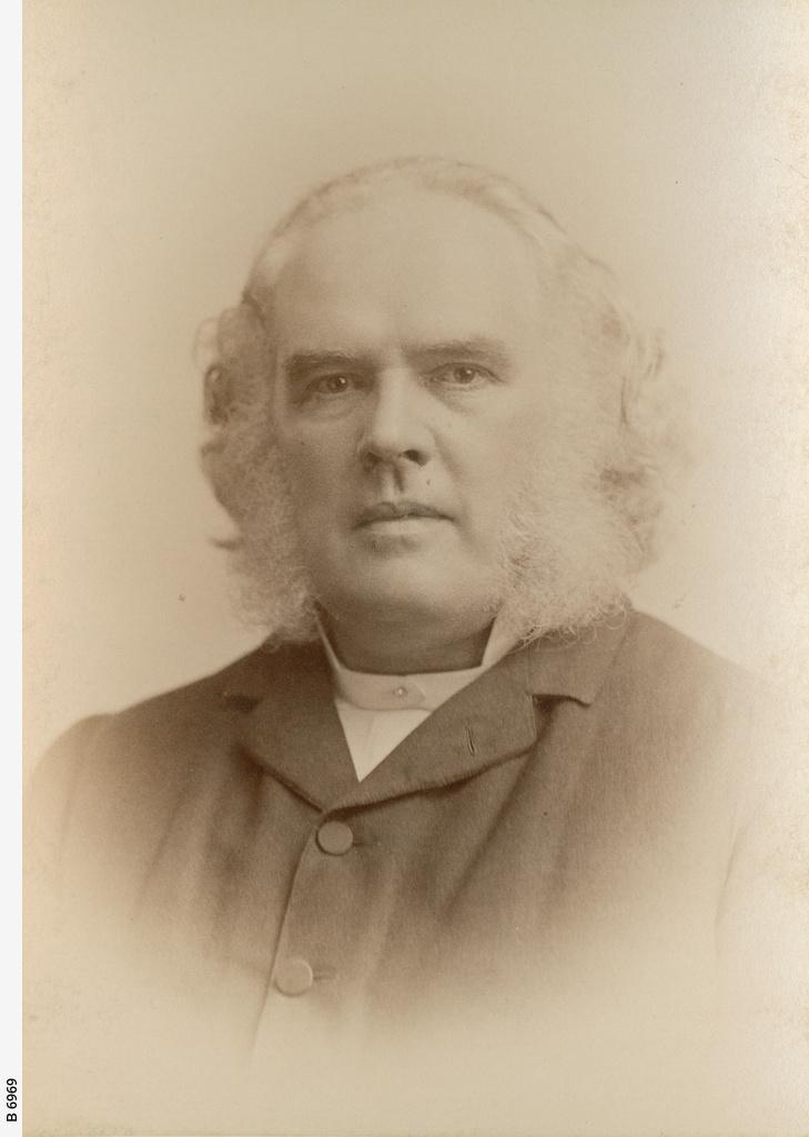 Rev. Dr. Llewellyn D. Bevan