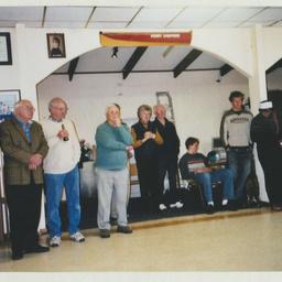 Graham Coldwell reflecting on Bob Lepley's rowing life