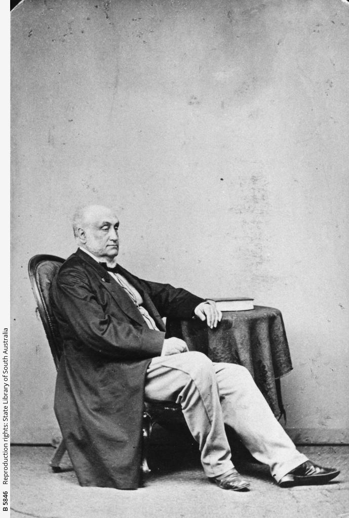 Judge Benjamin Boothby