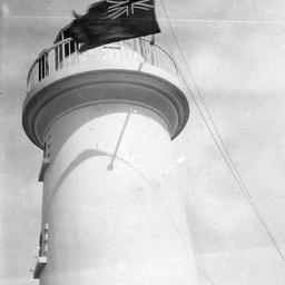 Lighthouse at Cape Banks, South Australia
