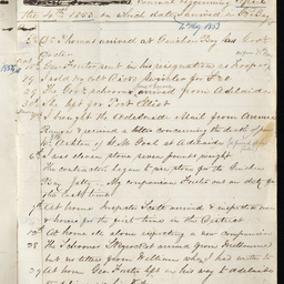 Private journal of J.R. Ewens, Police trooper