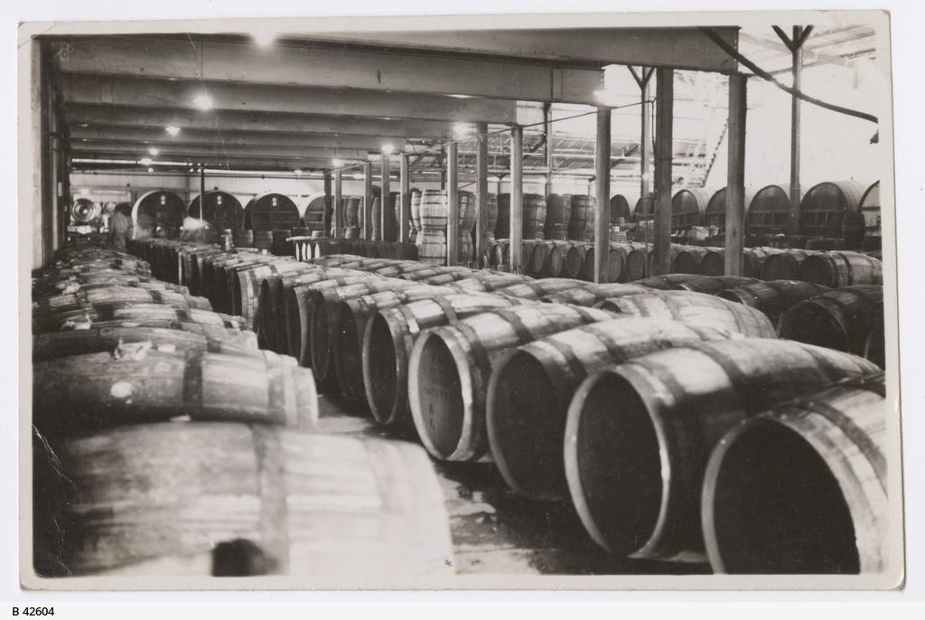Winery, Berri