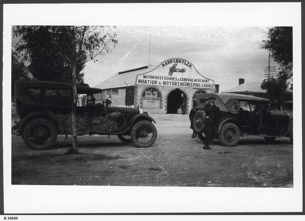 Garage at Minlaton
