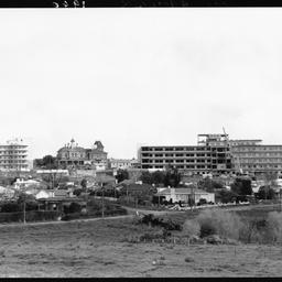 Mount Gambier Hospital complex