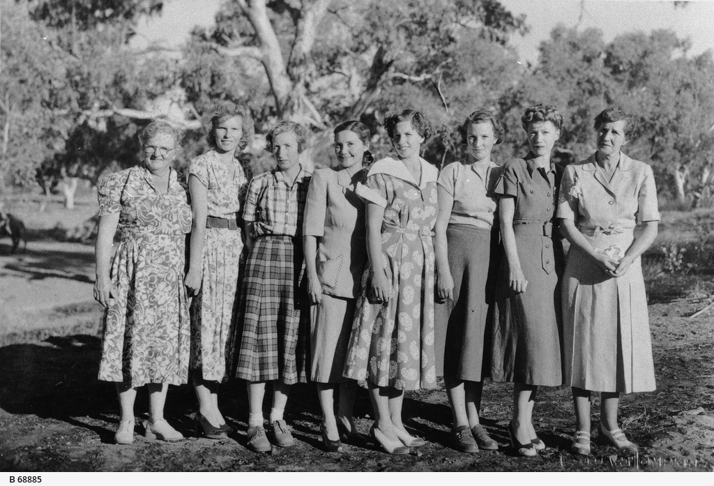 Country Women's Association in Alice Springs