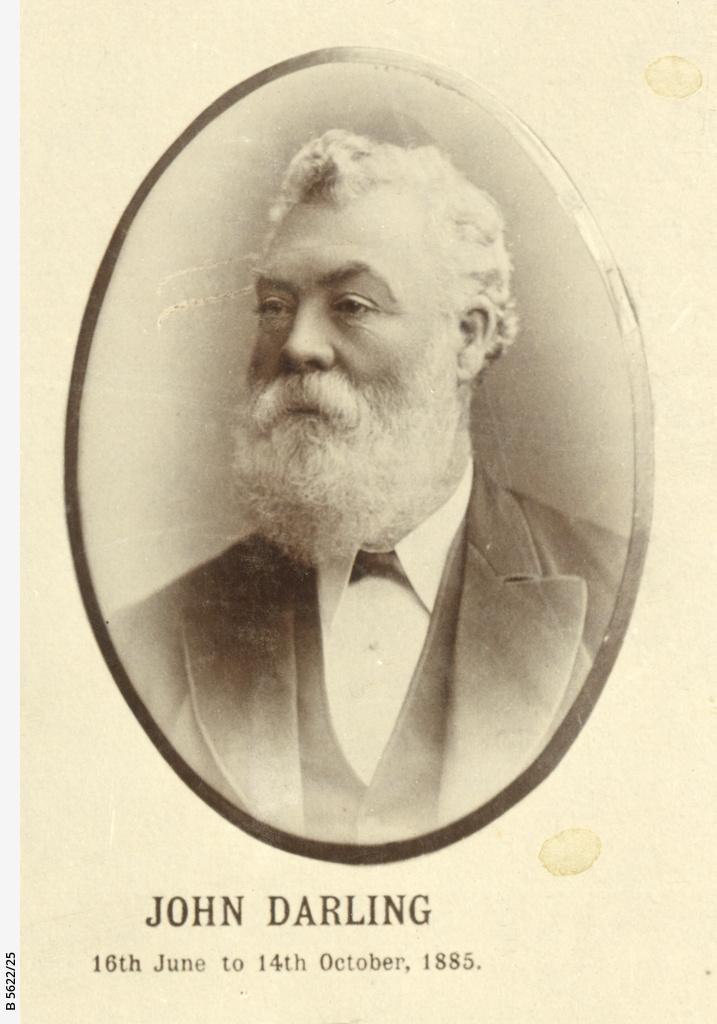 John Darling