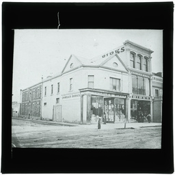 Development of Adelaide 1839-1914: series of lantern slides.