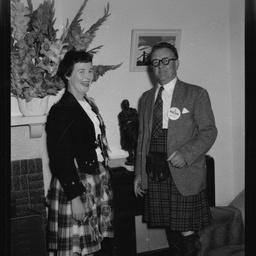 Beverley and William Ridland